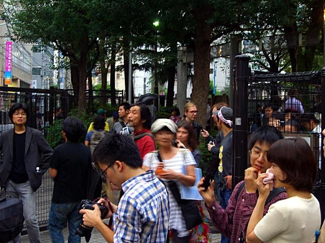 Occupy Tokyo 15.3.2011